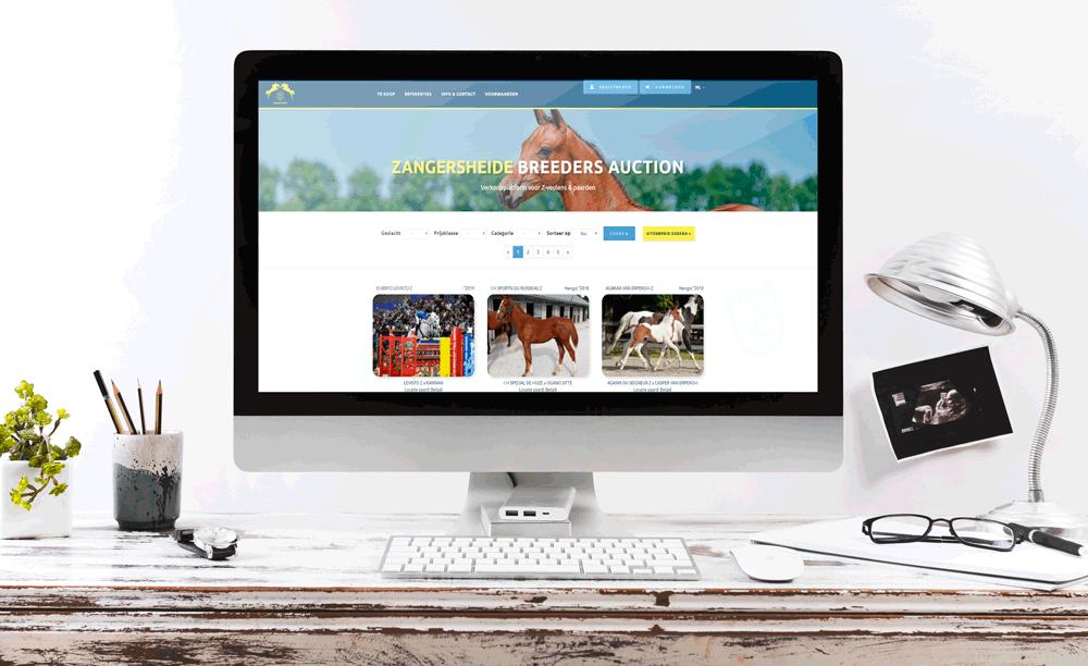 Zangersheide Breeders Auction